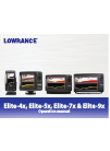 Lowrance ELITE-4X HDI Fish Finder Manual (37 pages)
