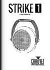 Chauvet STRIKE 1 DJ Equipment Manual (21 pages)