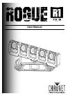 Chauvet Rogue R1 FX-B DJ Equipment Manual (64 pages)