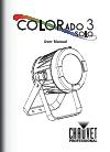 Chauvet COLORADO 3 SOLO DJ Equipment Manual (32 pages)