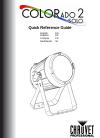 Chauvet COLORado 2 Solo DJ Equipment Manual (40 pages)