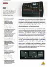 Behringer X32 DIGITAL MIXER DJ Equipment Manual (36 pages)