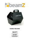 Beamz 160.571 DJ Equipment Manual (12 pages)