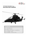 HeliArtist HA-TGA01 Toy Manual (7 pages)