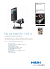Philips DLA97878 MP3 Player Accessories Manual (2 pages)