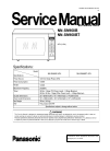 Philips NN-SN968B Microwave Oven Manual (33 pages)